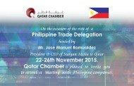 Philippine Trade Delegation