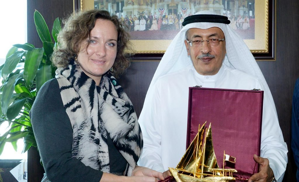 Qatar, EU look to strengthen trade ties