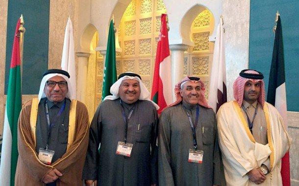 وفد مركز قطر الدولي للتوفيق والتحكيم يشارك في مؤتمر التحكيم بالكويت