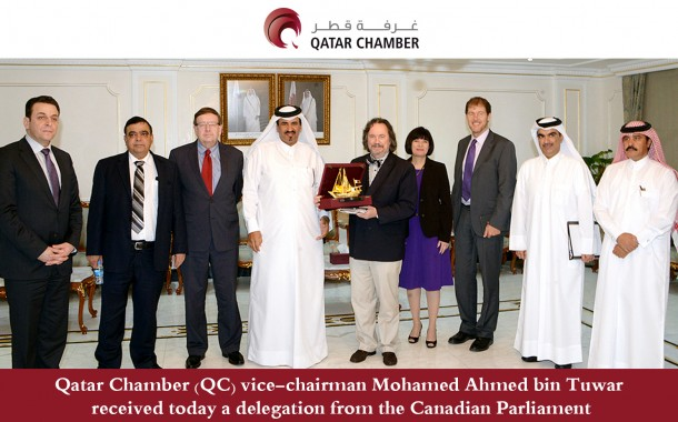Canadian parliament delegation visits QC