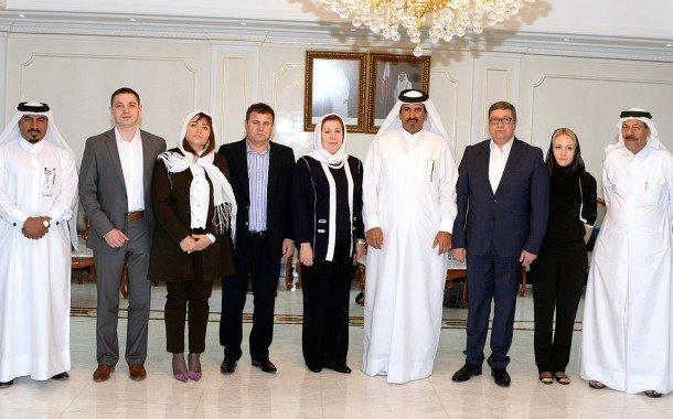 QC and Moldovan team explore economic ties