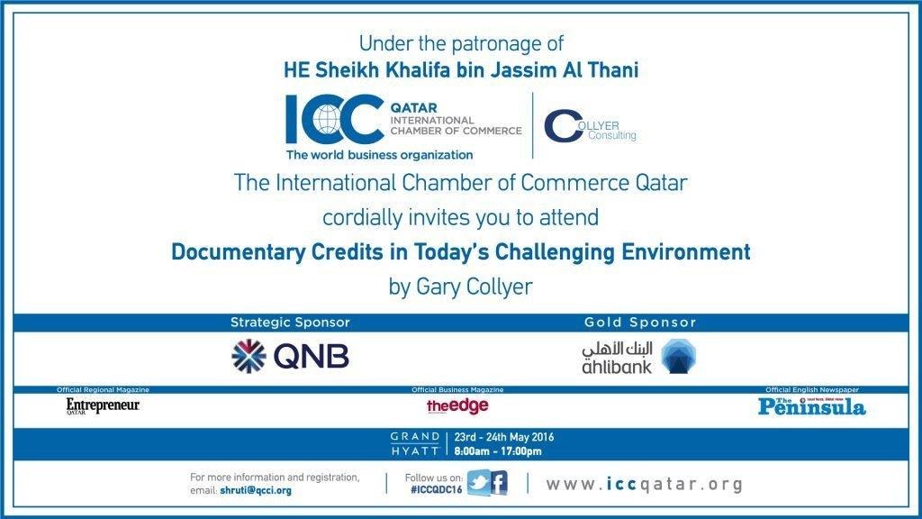 ICC Qatar to organize its first banking workshop