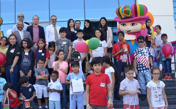 QC organizes a program on safety for kids
