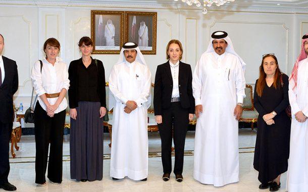 Qatar Chamber, Georgia hold business meet