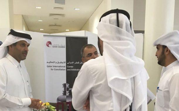 QICCA takes part in Qatar Career Fair
