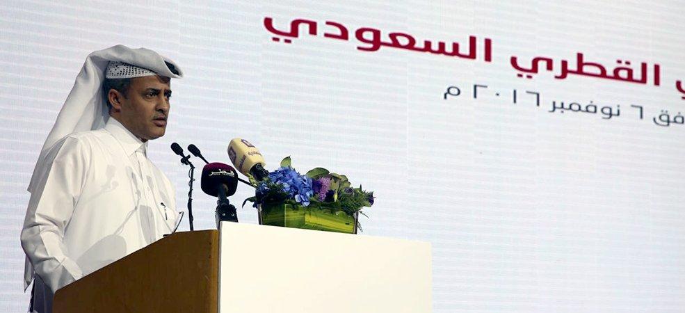 السمرين: قطر الشريك التجاري الثاني عشر للمملكة.. و8.6 مليار ريال التجارة البينية