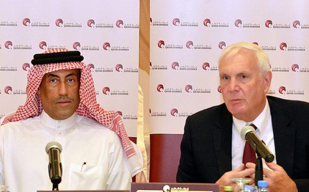 QC, Birmingham business delegation discuss economic cooperation