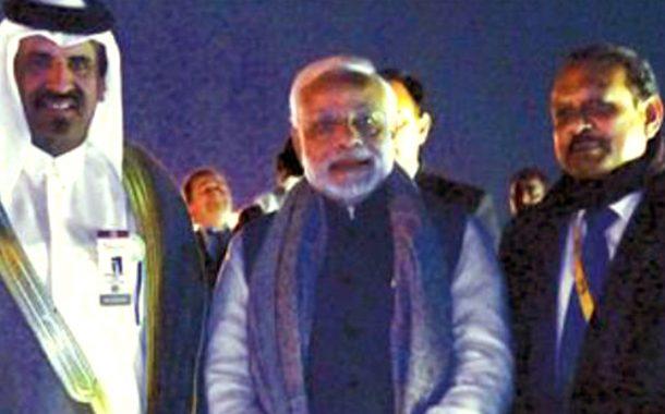 QC participates in business summit in India