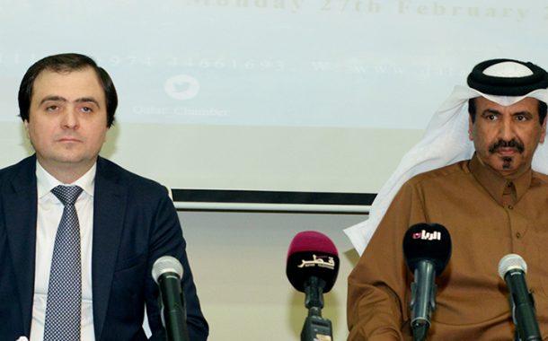 QC explores cooperation with Azerbaijani delegation