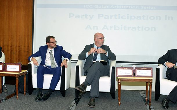 ICC Qatar to Hold High-Level Panel Discussion on Party Participation in an Arbitration