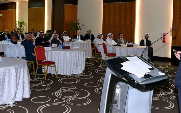 QC hosts seminar on Exchange Rate Risk