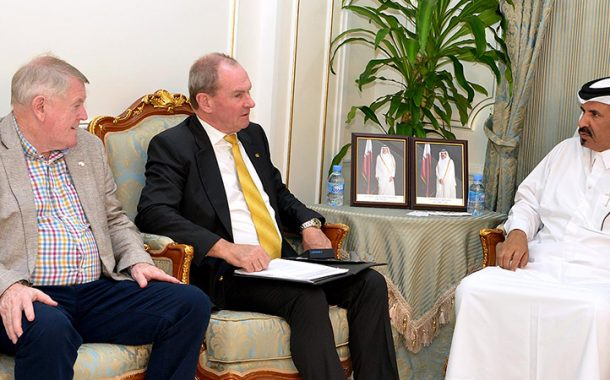 South Australia, Qatar look to boost trade ties