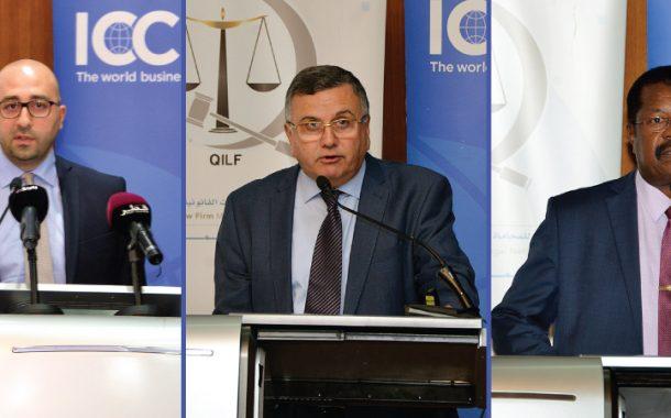 "ICC Qatar holds a seminar on ""Enforcement of Arbitral Awards"""