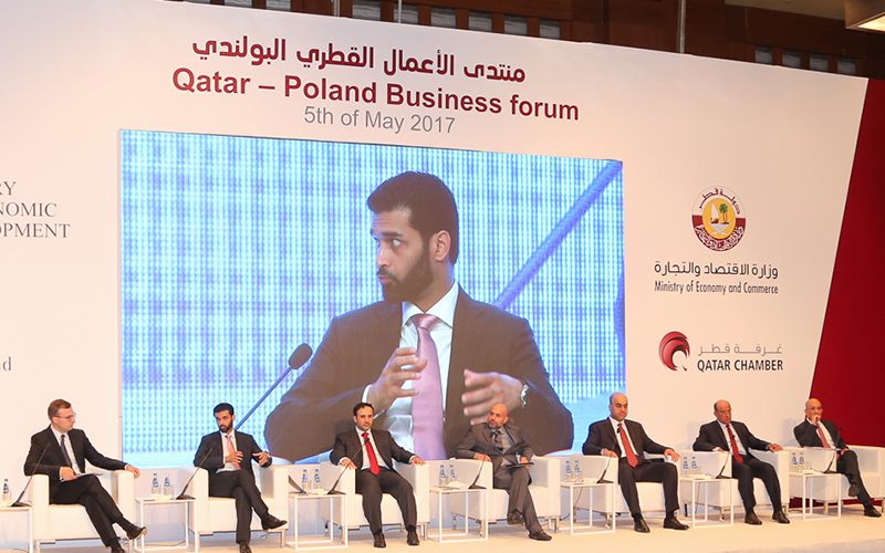 Qatari-Polish-forum-004