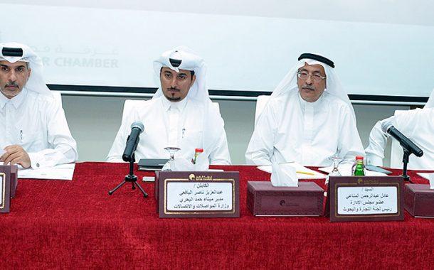 QC meeting addresses import, export concerns