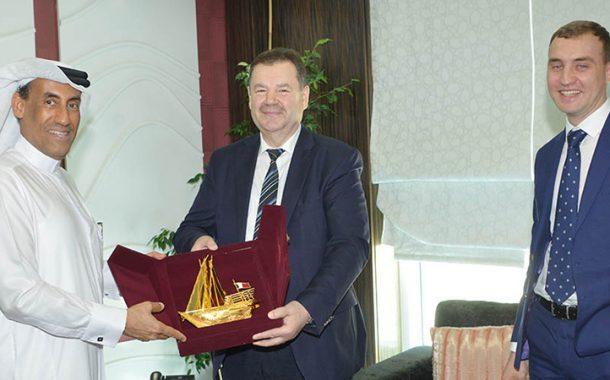 QC reviews enhancing trade ties with Tatarstan