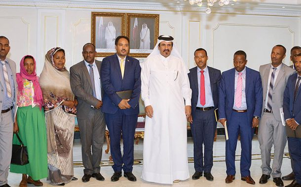 Qatar Chamber, Ethiopian delegation discuss trade ties