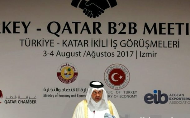 QC encouraged Qatari businessmen to investment in Turkey, says official