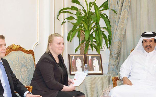 Qatari & Danish firms to expand cooperation