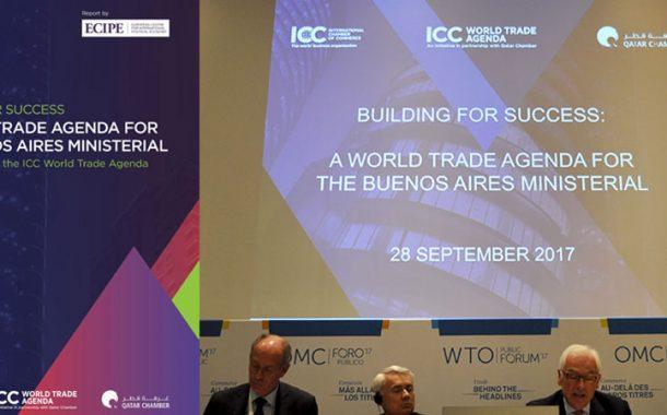Doha to host 'World Trade Agenda Day' in 2018