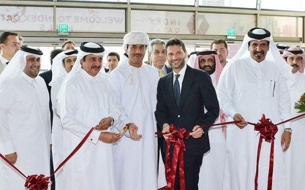 QC Chairman opens Index Qatar exhibition