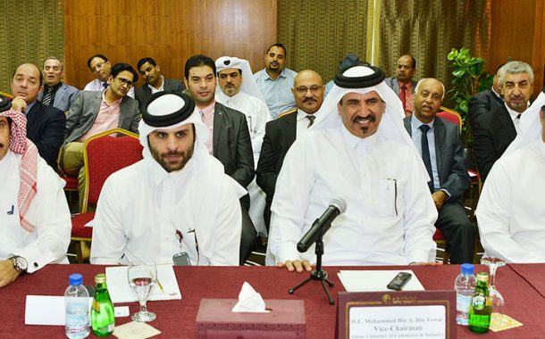 Qatari businessmen discuss cooperation with South African counterparts