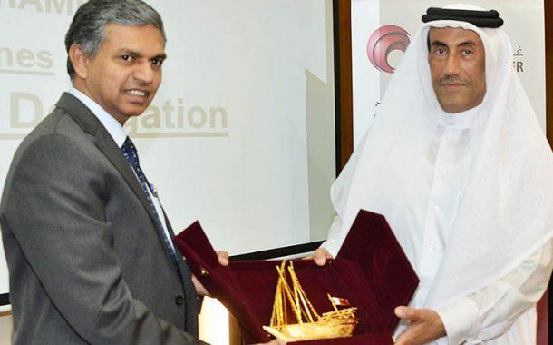 Qatar-India trade volume at QR 31 bn last year