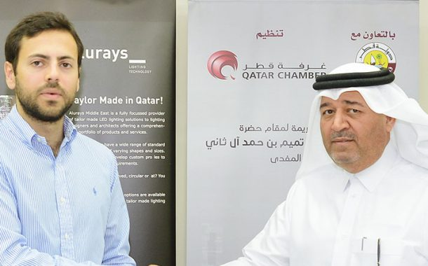 """""""Alurays"""" sponsors SMEs sector at """"Made in Qatar"""""""