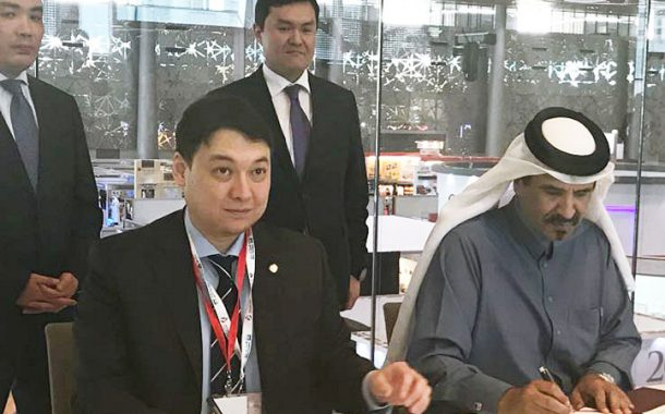 QC, Kazakh Chamber MoU to boost business ties