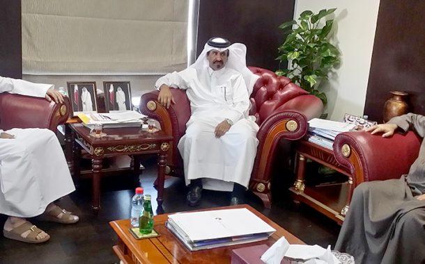 QC, Zafar chamber reviewed enhancing cooperation ties