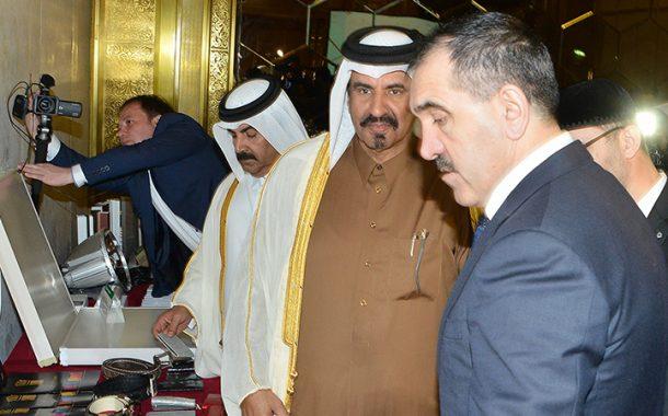President of Ingushetia Invites Qatari Investments