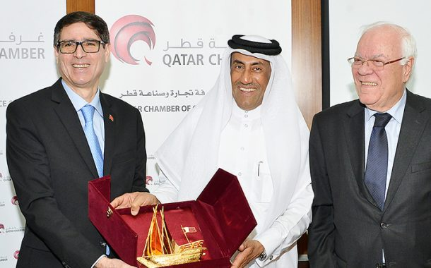 Qatar Chamber hosts Moroccan exporters