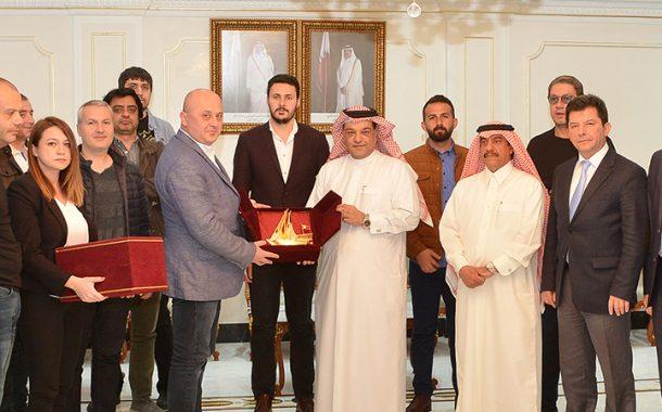 QC hosts Turkish ornamental plants delegation