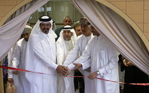 Oman SMEs Exhibition opens at Ezdan Mall