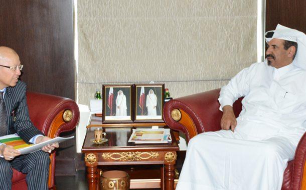 Qatar & Indonesia discuss ways to boost economic ties