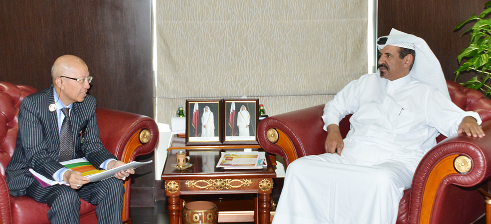 Qatar & Indonesia discuss ways to boost economic ties