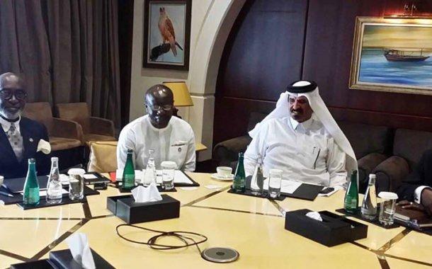 Qatar to boost trade ties with Ghana, Holland