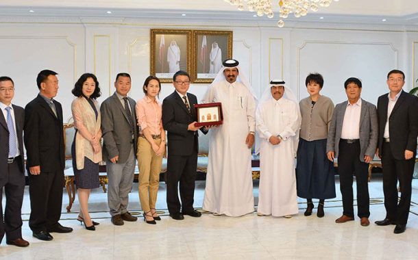 QC Discusses Ways to Boost Agricultural Cooperation with Chinese Delegation