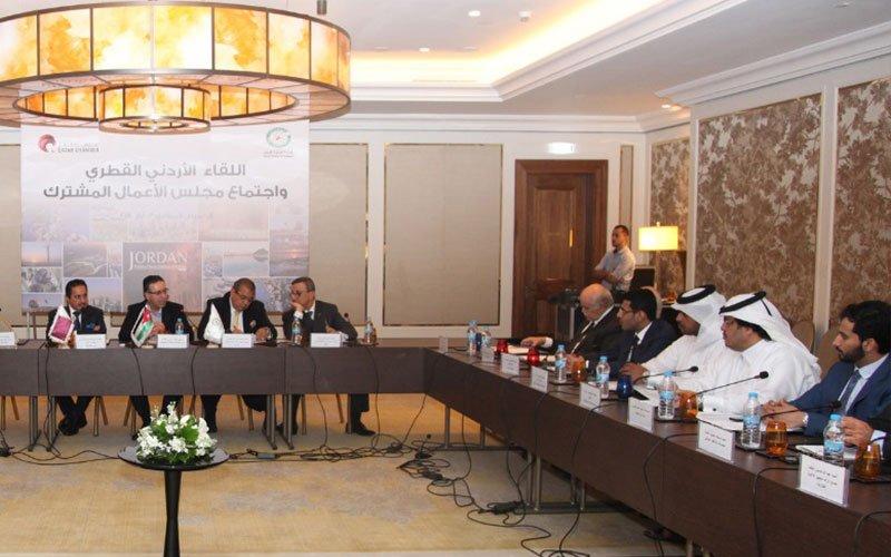 Qatari-Jordanian-Economic-Meeting-003