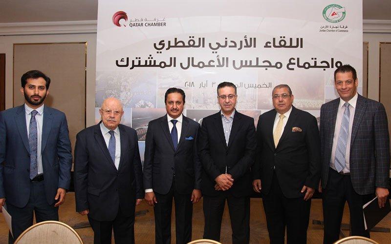 Qatari-Jordanian-Economic-Meeting-004