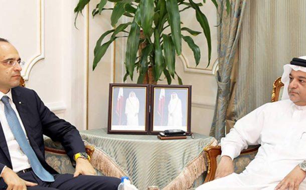 Qatar Chamber hosts visiting Italian delegation