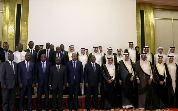 President of Ivory Coast urges Qatari investors to explore Ivorian market
