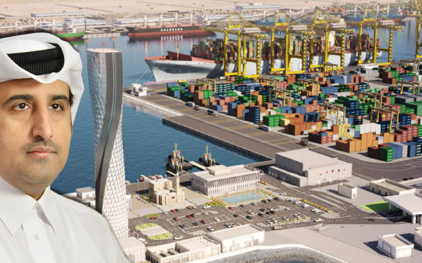 Qatar's Non-oil Exports Records Annual Increase of 100% in July 2018