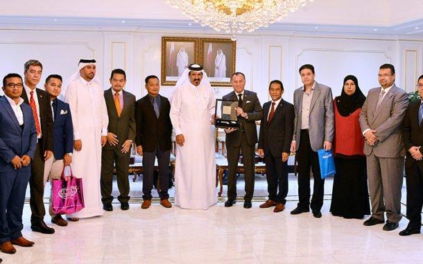 Malaysian Companies Explore Trade Opportunities Available in Qatari Market