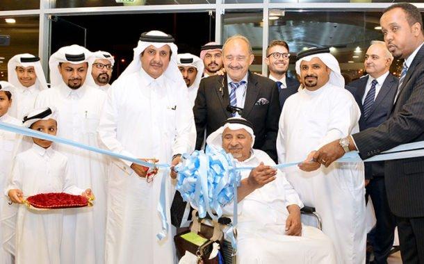 Qatar Chamber Chairman inaugurates Al Amodi Centre