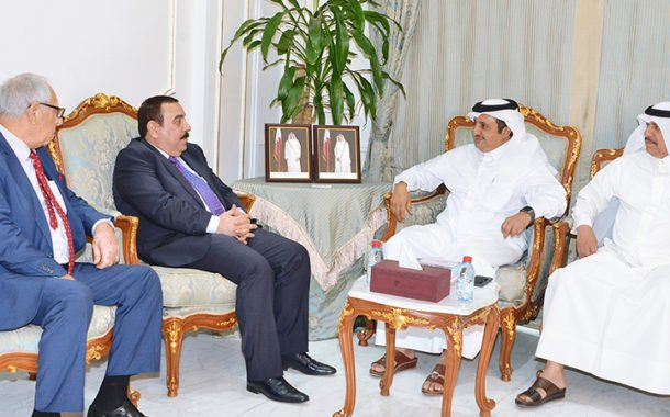 Qatar Chamber holds discussion with Iraqi delegation