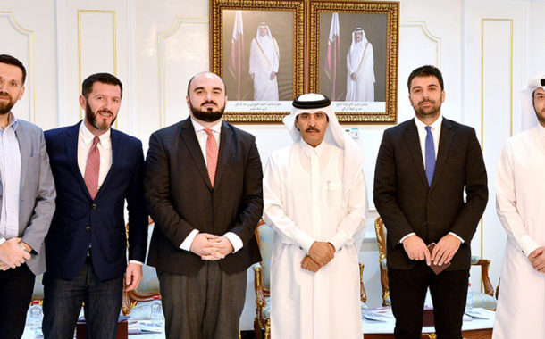 Qatar Chamber Discusses Co-operation ties with Kosovan Delegation