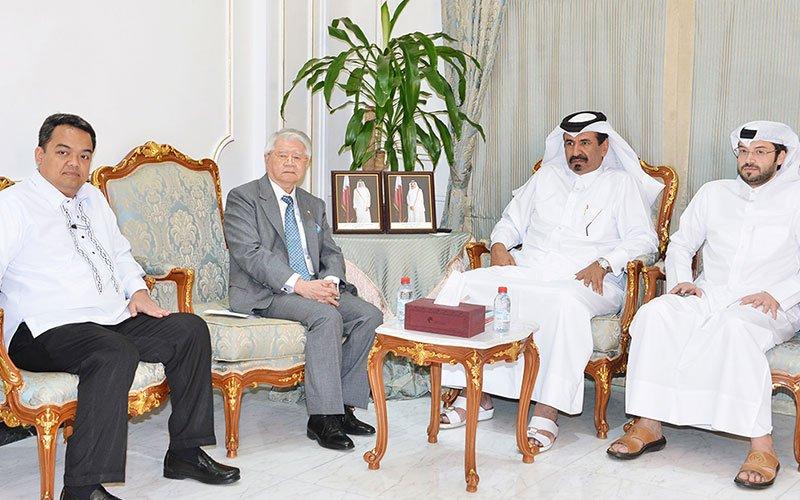 Philippine-delegation-Qatar-firms-tieup-001