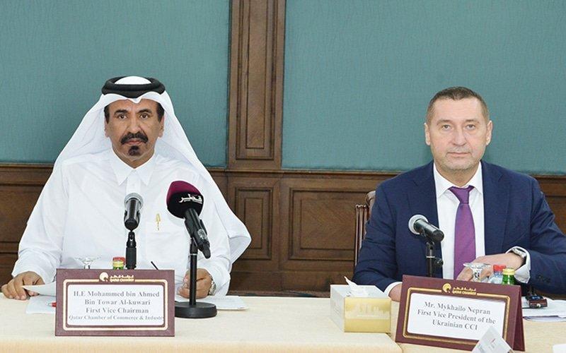 Ukraine-invites-Qatari-investors-005