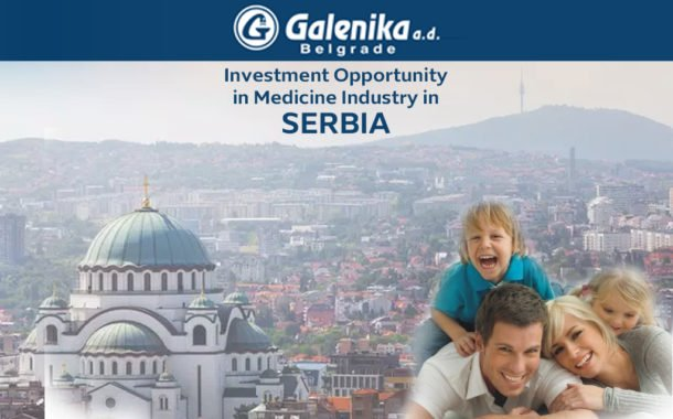 Investment Opportunity in Medicine Industry in Serbia
